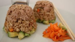 atun-arroz-integral-en-microondas